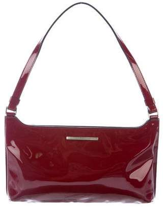 Kenneth Cole Patent Leather Shoulder Bag