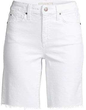 Joe's Jeans Women's Hi Honey Bermuda Denim Shorts