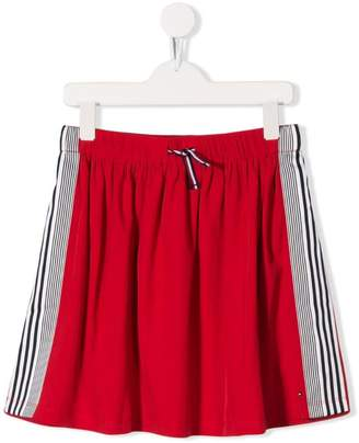 Tommy Hilfiger Junior side band skirt
