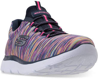 Skechers Women's Summits - Light Dreaming Wide Width Athletic Sneakers from Finish Line