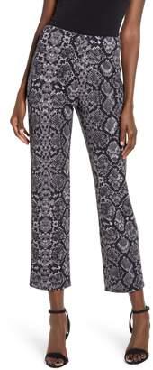 Leith High Waist Slim Pants