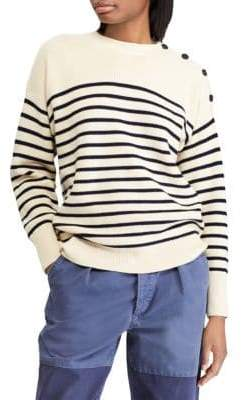 Polo Ralph Lauren Wool Striped Sweater