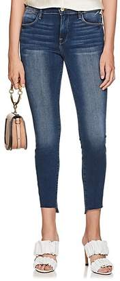Frame Women's Le High Skinny Jeans - Blue