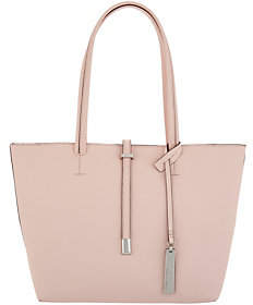 Vince Camuto Saffiano Leather Tote Bag - Leila