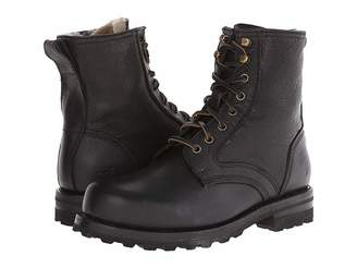 Frye Warren Combat Men's Work Lace-up Boots