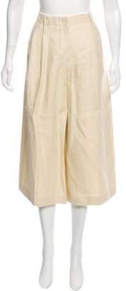 Joseph Cropped Linen Pants w/ Tags
