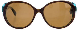 Kate Spade Kate Spade New York Tortoise Round Sunglasses