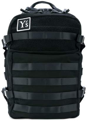 Y's laptop backpack