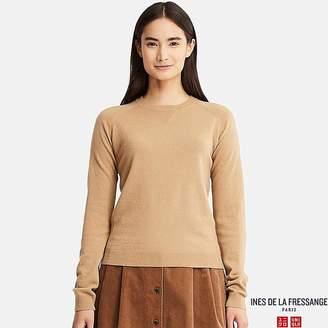 Uniqlo Women's Cashmere Crewneck Sweater (ines De La Fressange)