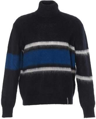 Golden Goose Yoshiro Striped Turtleneck Sweater