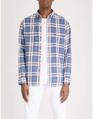 Polo Ralph Lauren Matlock checked relaxed-fit cotton shirt