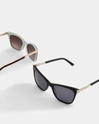 Ted Baker VELMMA Square sunglasses