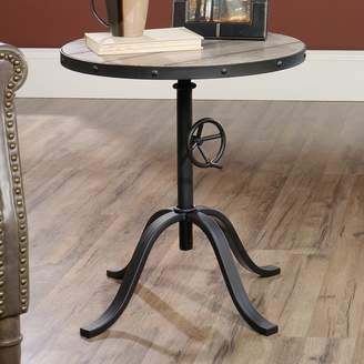 Sauder Barrister Lane Pedestal End Table