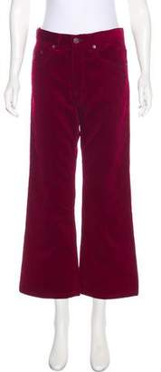 Marc Jacobs High-Rise Corduroy Pants w/ Tags