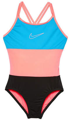 Nike One-Piece Surge Spider Back Swimsuit