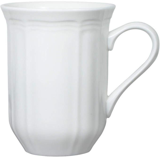 Antique White Cappuccino Mug