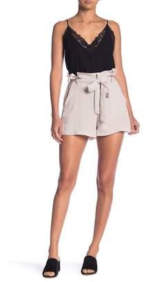 Lush Paperbag Shorts