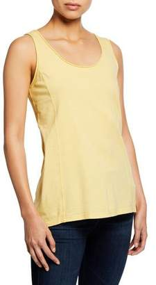 Johnny Was Plus Size Scoop-Neck Knit Layering Tank