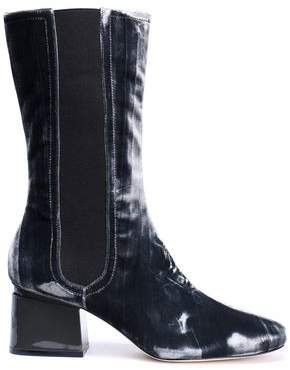 Sigerson Morrison Eartha Velvet Boots