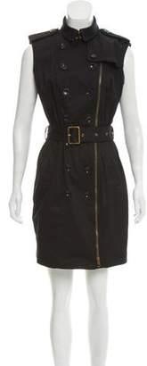 Burberry Mini Trench Dress