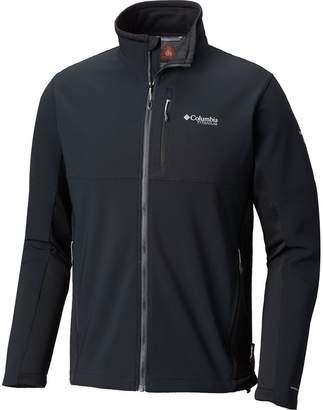 Columbia Titan Ridge III Hybrid Softshell Jacket - Men's