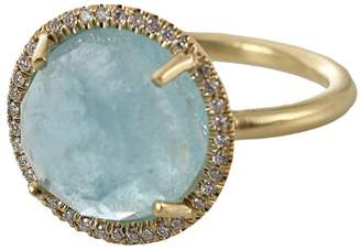 Irene Neuwirth aquamarine ring