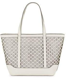 Vince Camuto Lova Cut-Out Tote