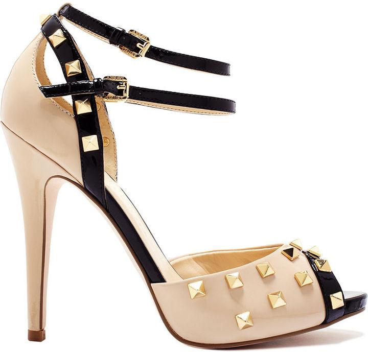 Ivanka Trump Shoes, Ayla Studded Platform Pumps