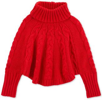 ca8e586b3e Carter s Carter Toddler Girls Turtleneck Sweater