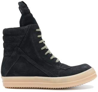 Rick Owens lace-up boots