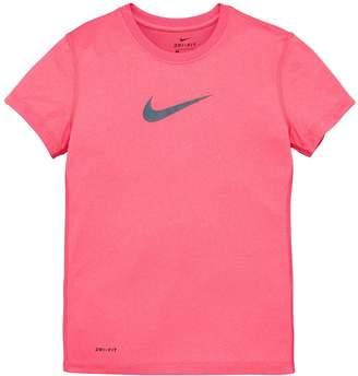 Nike Older Girls Legend Tee - Pink