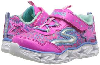 Skechers Galaxy 10920N Lights Girl's Shoes