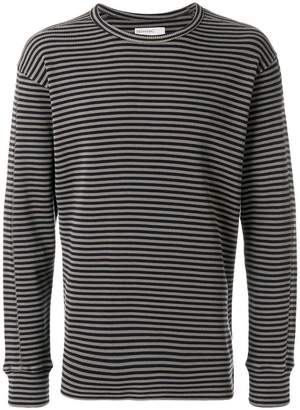 Universal Works striped long sleeve T-shirt