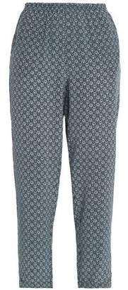 Joie (ジョア) - Joie Printed Silk Tapered Pants