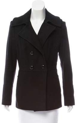 MICHAEL Michael Kors Wool Double-Breasted Jacket