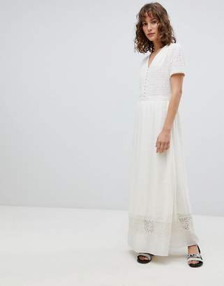 Suncoo Ethereal Maxi Dress