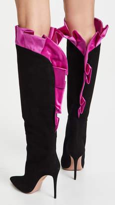Aquazzura Eiffel 105 Boots