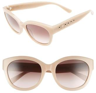MCM Women's Cat Eye 56mm Acetate Frame Sunglasses