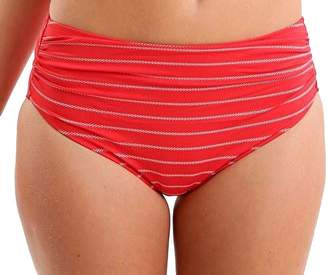 Fantasie Ravello Deep Gathered Brief Swim Bottom, S