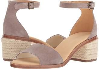 Soludos Capri Suede Heel Women's Shoes