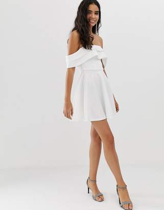 18334f59a1 Miss Selfridge White Dresses - ShopStyle UK