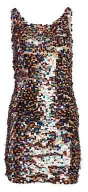 Moschino Sequin Dress