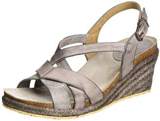 Fred de la Bretonière Sandale, Women's Wedge Heels Sandals,(37 EU)