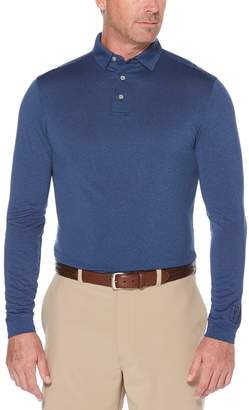 Equipment Men's Grand Slam Regular-Fit Space-Dyed Knit Golf Polo