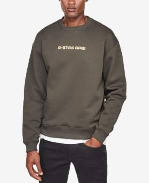 G Star Raw Men's Logo Sweatshirt
