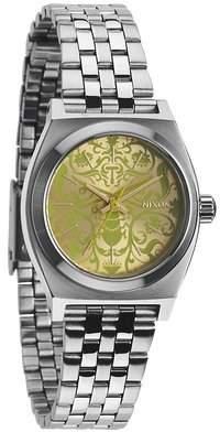 Nixon Women's A3991898 Small Time Teller Watch