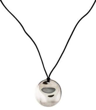Tiffany & Co. Peretti Round Pendant Necklace