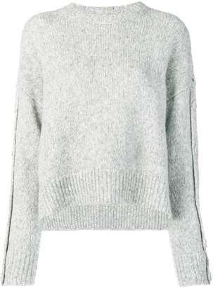 Sportmax Code button detail sweater