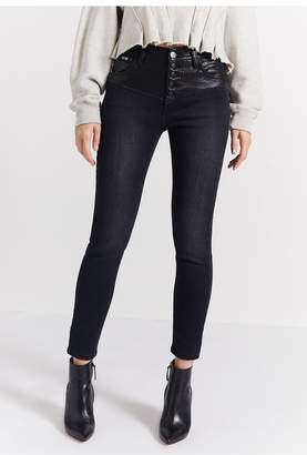 Current/Elliott The Fused High Waist Stiletto Jean