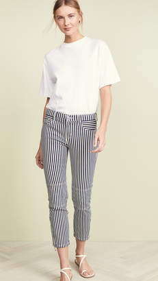 Current/Elliott The Cropped Lexton Pants